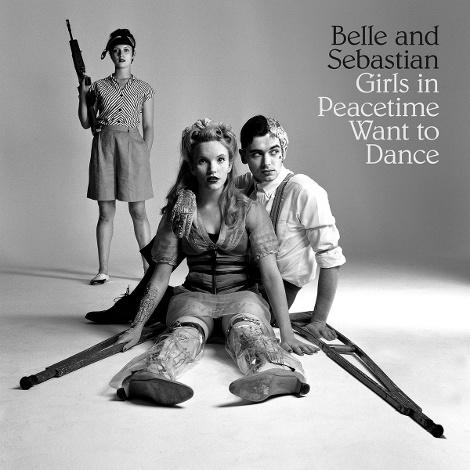 Capa de Girls in Peacetime Want to Dance/Reprodução