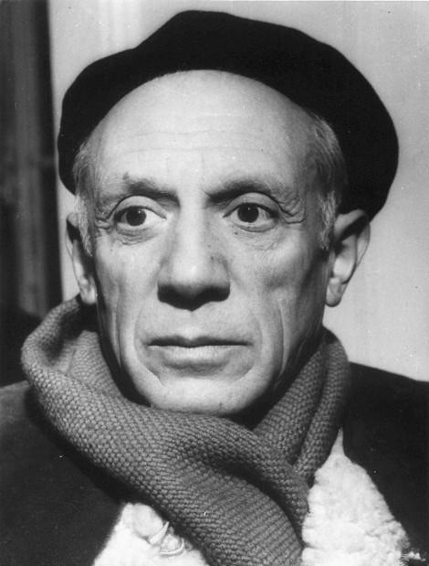 Pablo Picasso/Reprodução